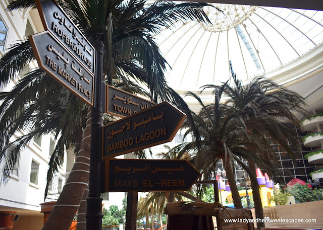 restaurants in JW Marriott Dubai
