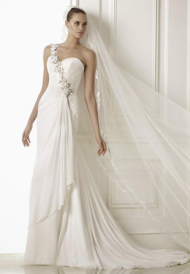 Bridal Gowns Ri : Pronovias bridal collections part crazyforus