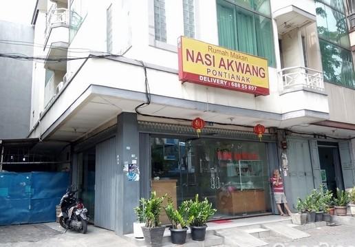 Pesona Keindahan Wisata Kuliner Nasi Akwang Pontianak Di Dki