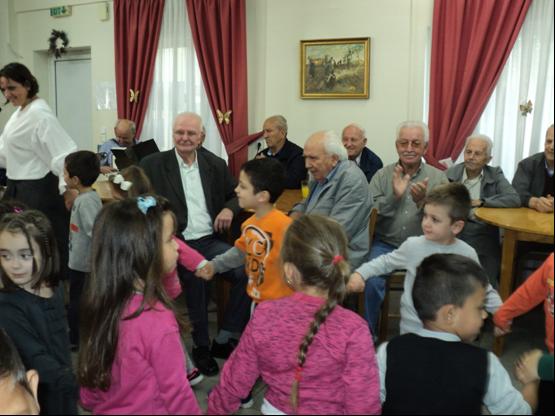 Εκδήλωση για την Παγκόσμια Ημέρα Ηλικιωμένων στην Νέα Σμύρνη της Λάρισας (ΦΩΤΟ)