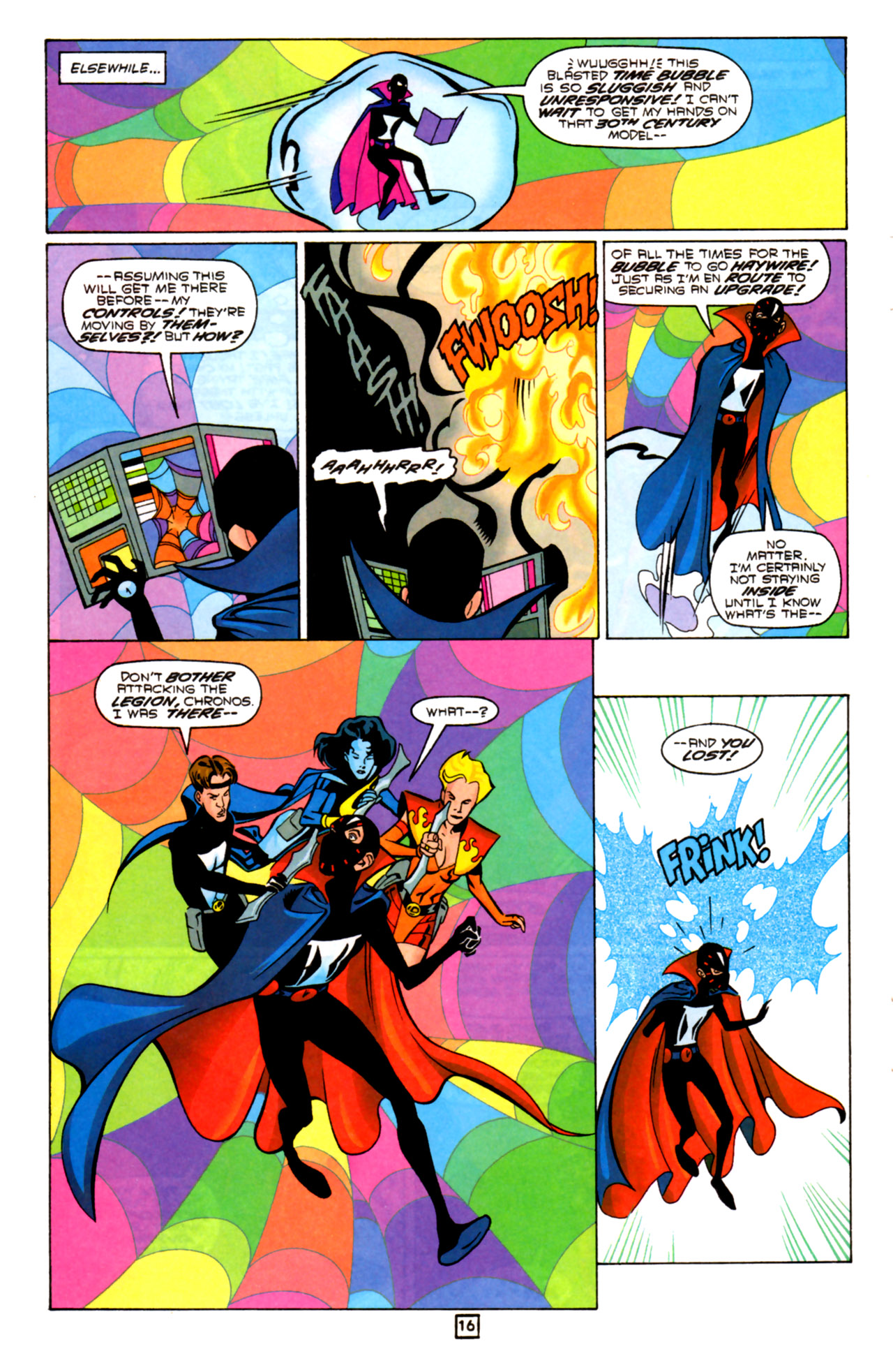 Legion of Super-Heroes (1989) 91 Page 15