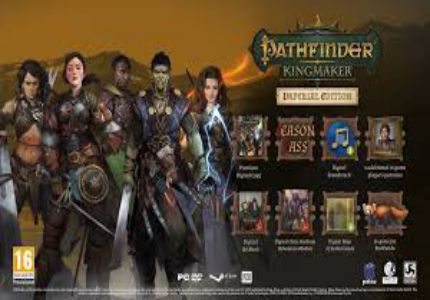 Pathfinder Kingmaker Imperial Edition PC Game Free Download
