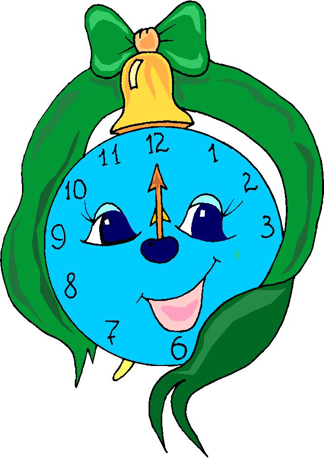 funny clock clipart - photo #2
