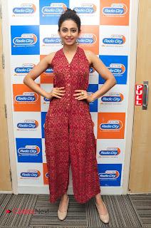 Actress Rakul Preet Singh Latest Pictures at Radio City  0117.JPG
