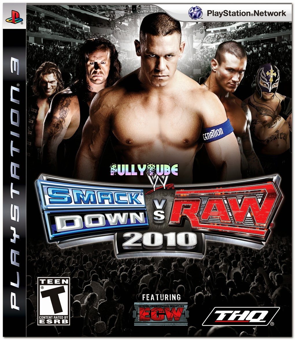 WWE Smackdown Vs Raw 2010 PC
