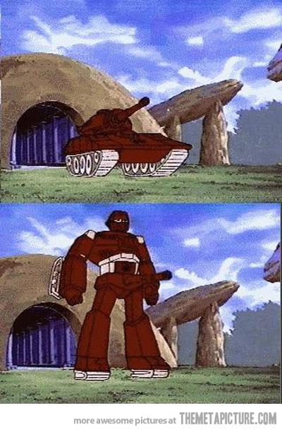 transformers win