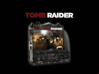 Tomb Raider Arcade Game Hits Dave & Busters!