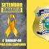 Sindasp-RN apoia campanha Setembro Amarelo