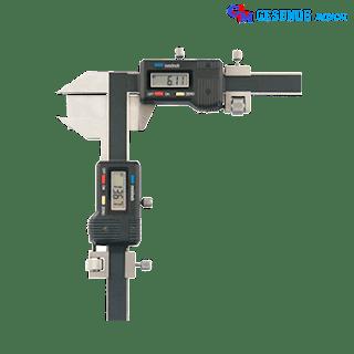 Jangka Sorong Digital (Digital Gear Tooth Caliper)