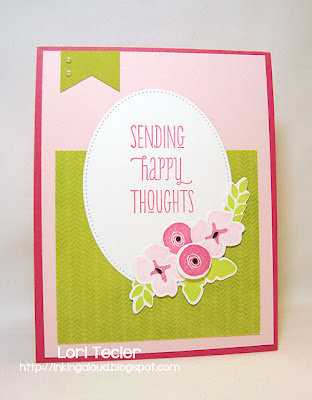 Sending Happy Thoughts-designed by Lori Tecler-Inking Aloud-stamps from WPlus9
