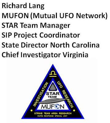 MUFON Star Team Logo