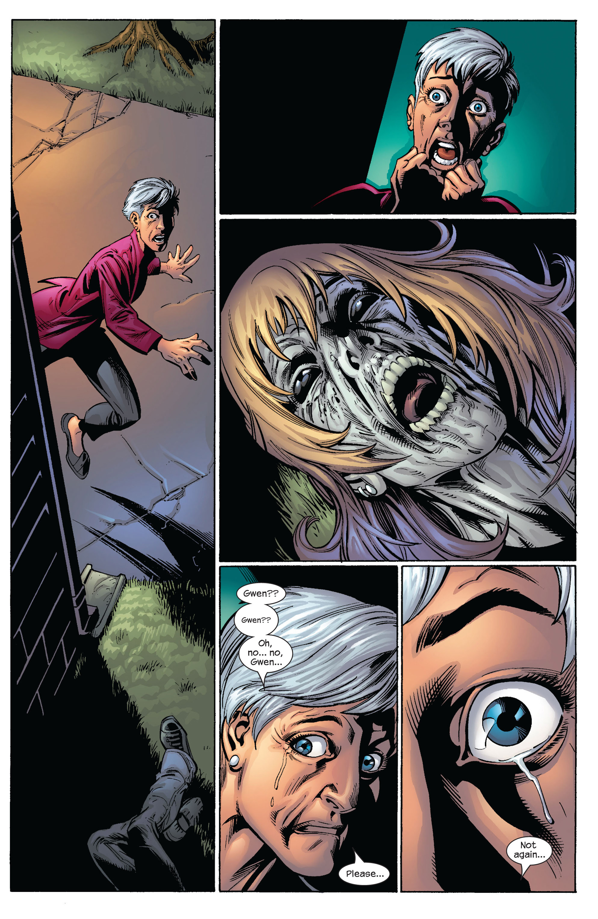 Read online Ultimate Spider-Man (2000) comic -  Issue #63 - 4