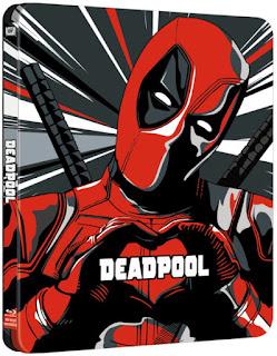 Deadpool 2 Year Anniversary Blu-Ray