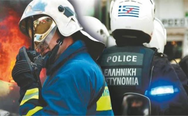 Τόσκας σε Ανδριανό: Τα μισθολογικά ζητήματα των στελεχών των Σωμάτων Ασφαλείας καθορίζονται από τη δημοσιονομική κατάσταση της χώρας