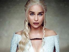 Emilia Clarke, la popular Khaleesi, también fue considerada gorda