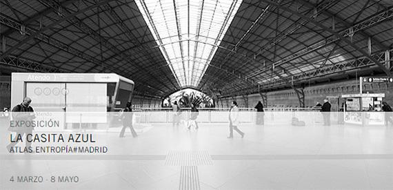 Atlas Entropía#Madrid, una muestra sobre el paso de tiempo y la arquitectura