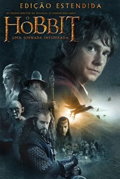 O Hobbit: Uma Jornada Inesperada Torrent – BluRay 720p/1080p Dual Áudio