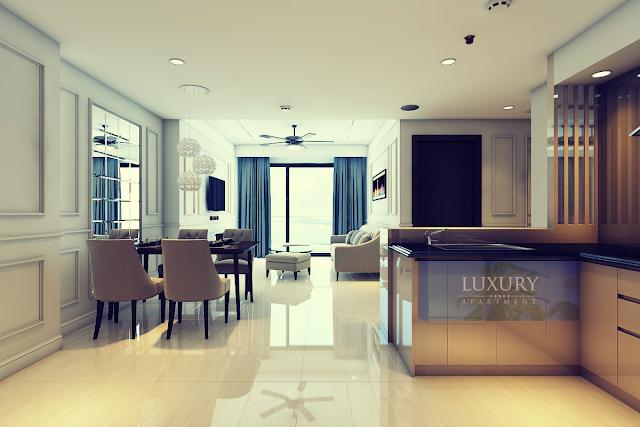 Căn hộ đẳng cấp Luxury Apartment Đà Nẵng