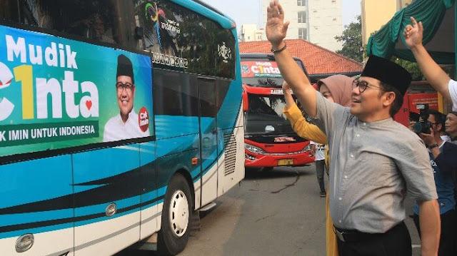 Jika Jokowi Tak Pilih Cak Imin, Kiai Sepuh dan Jumhur Ulama NU akan Dorong Poros Baru