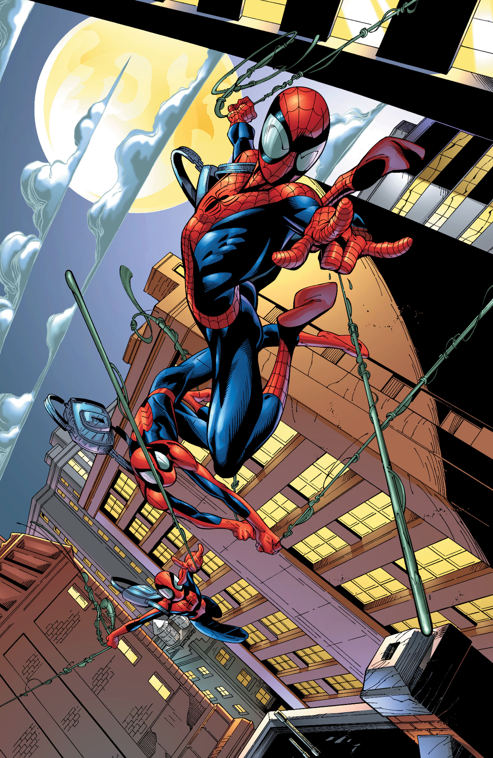 Read online Ultimate Spider-Man (2000) comic -  Issue #11 - 13
