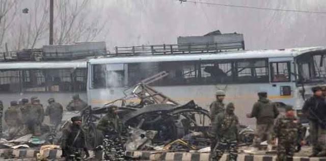 दहला कश्मीर, पुरे देश में आक्रोश