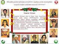 Download Media Pembelajaran IPS Interaktif tentang Pahlawan Nasional