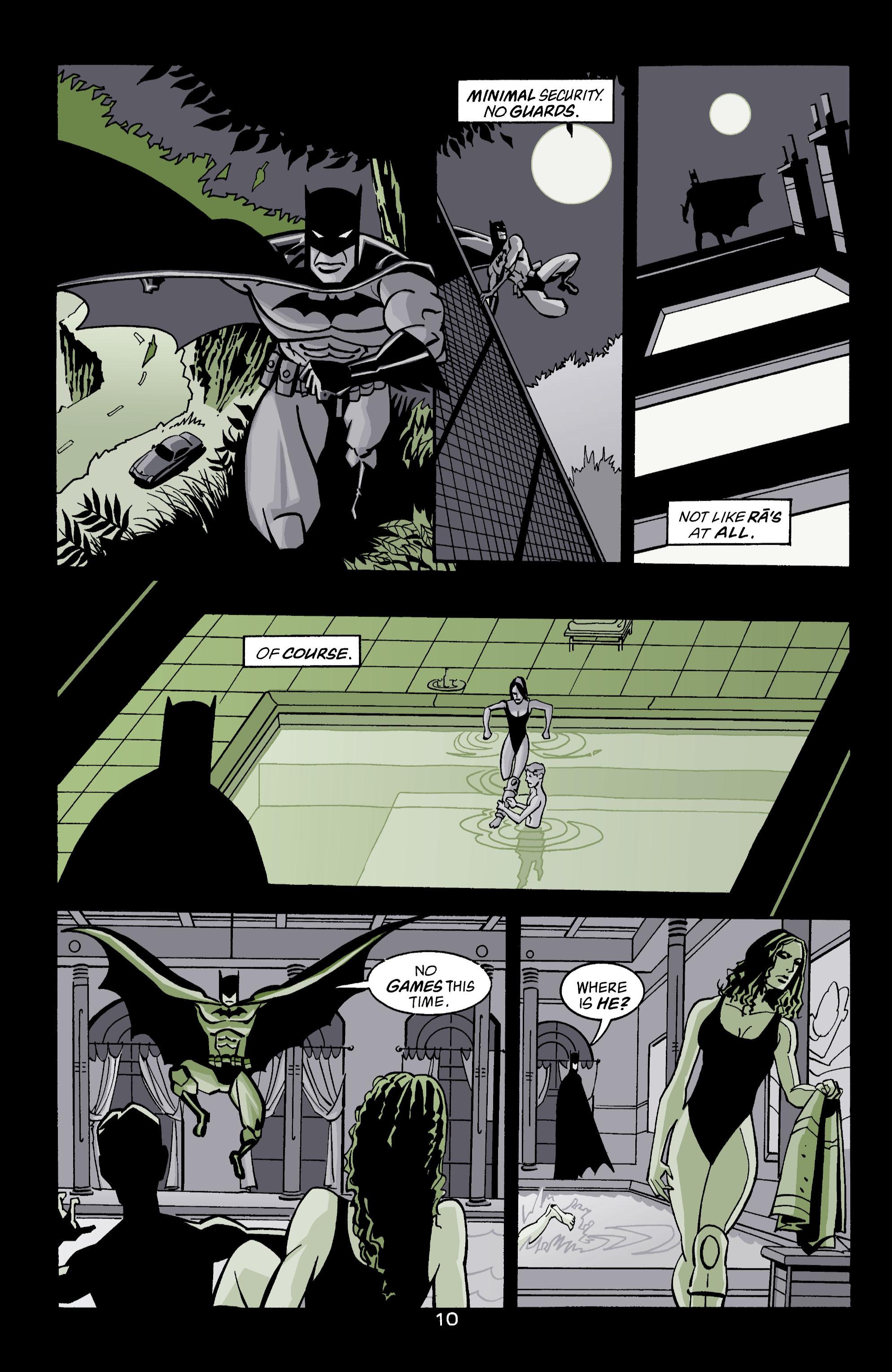 Detective Comics (1937) 750 Page 10