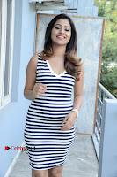 Actress Mi Rathod Spicy Stills in Short Dress at Fashion Designer So Ladies Tailor Press Meet .COM 0052.jpg