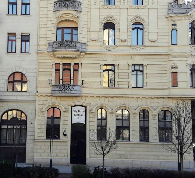 Mikä on hyvä ja edullinen hotelli Budapestissä