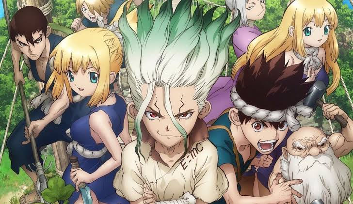 Dr.Stone Batch Subtitle Indonesia