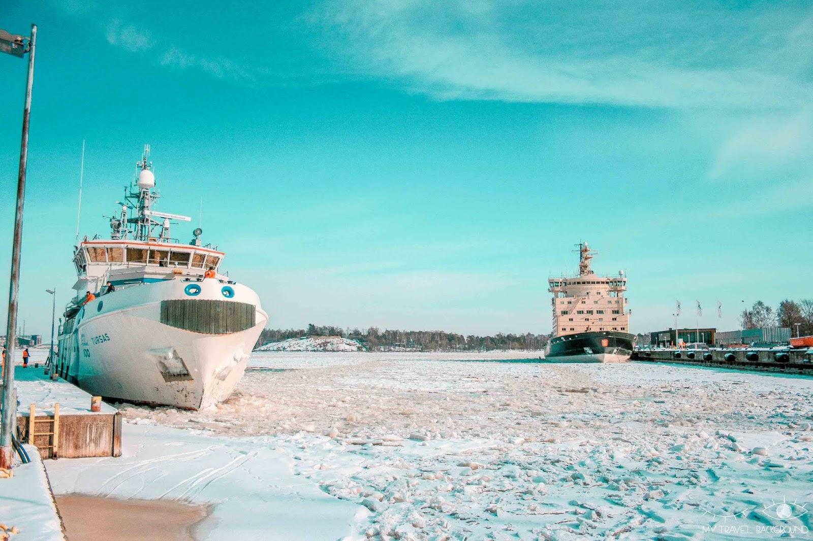My Travel Background : 2 jours pour découvrir Helsinki, la capitale de la Finlande - Brise glace