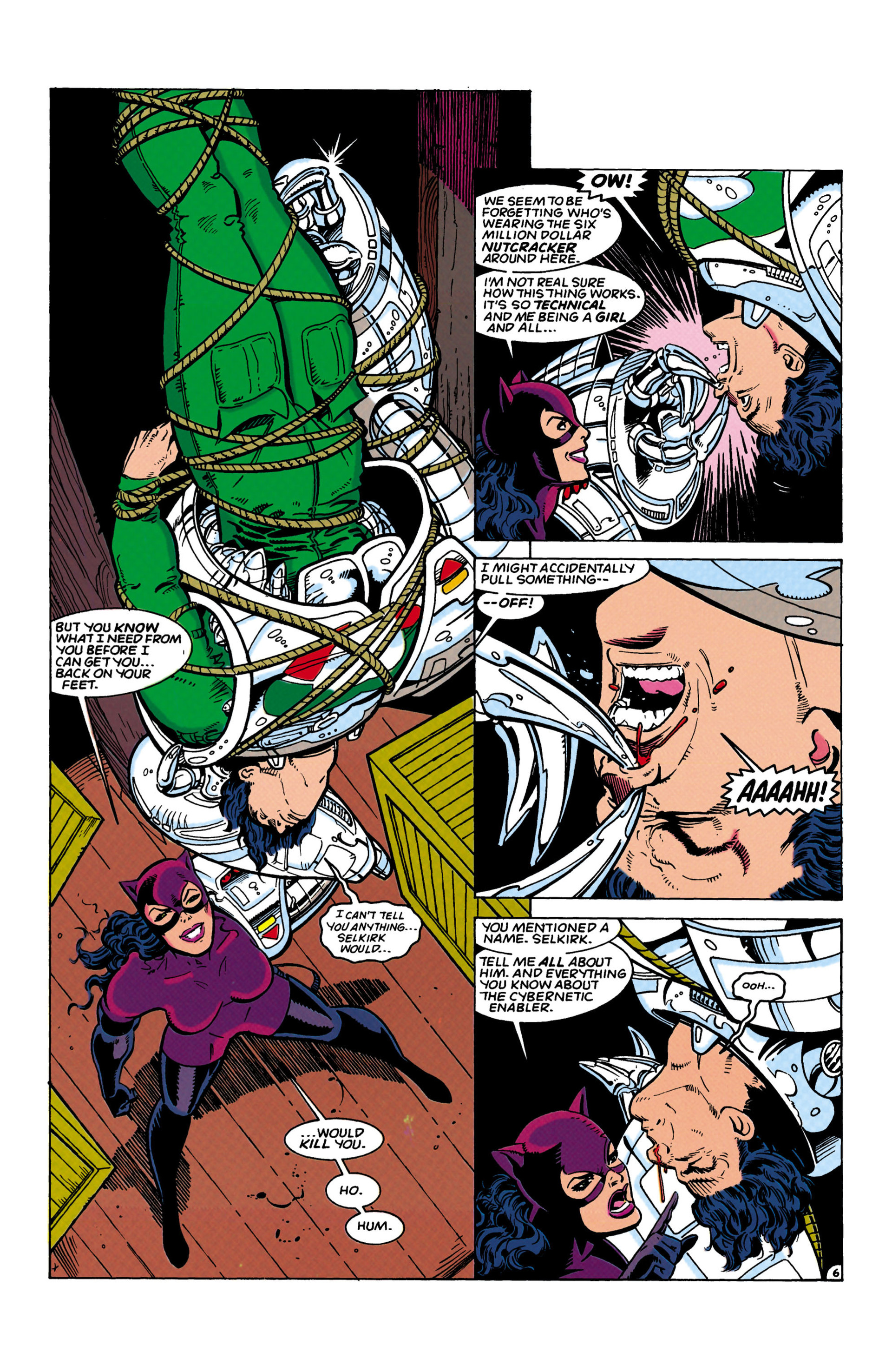 Catwoman (1993) Issue #12 #17 - English 6
