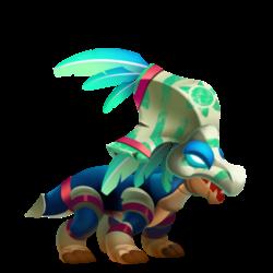 Masked Dragon (Teen)