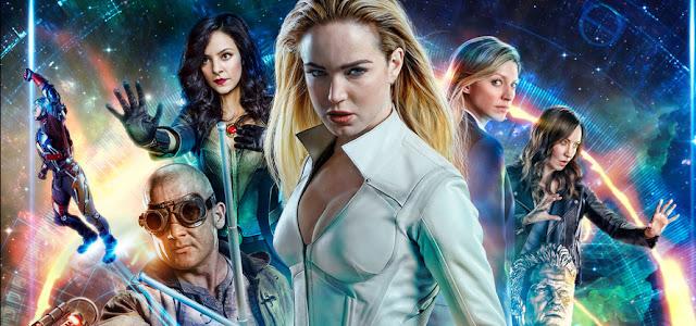 Vários personagens dizem adeus a 'Legends of Tomorrow'