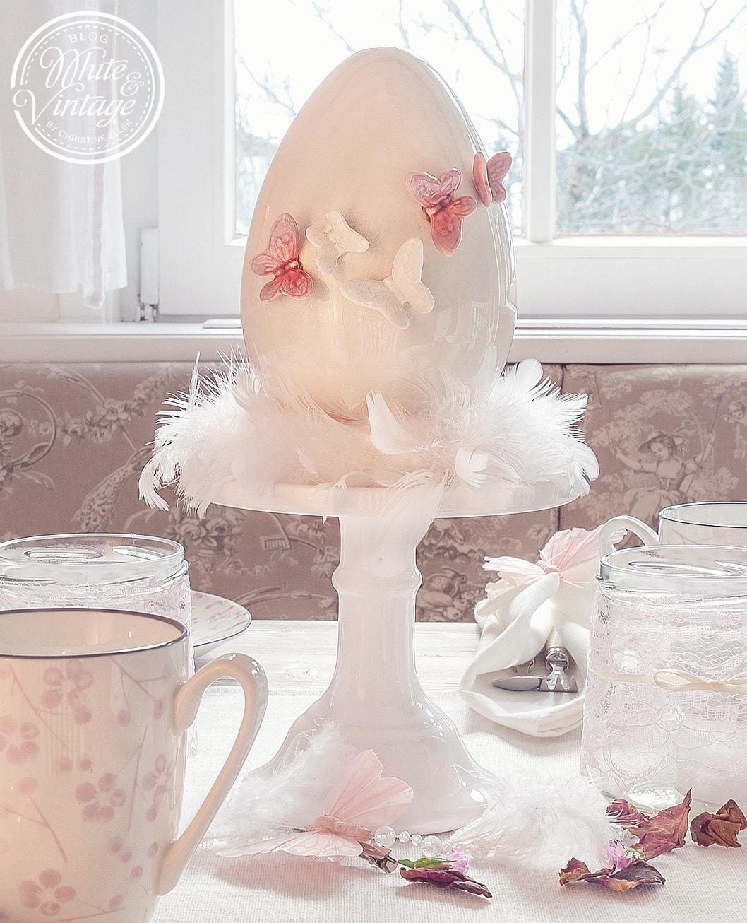 Ideen für eine frühlingshafte Tischdeko