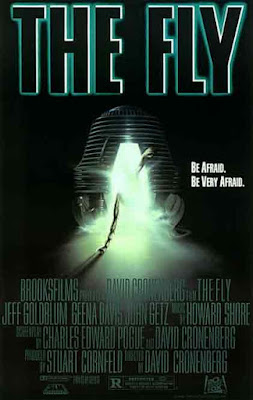 The Fly (1986) Sinopsis