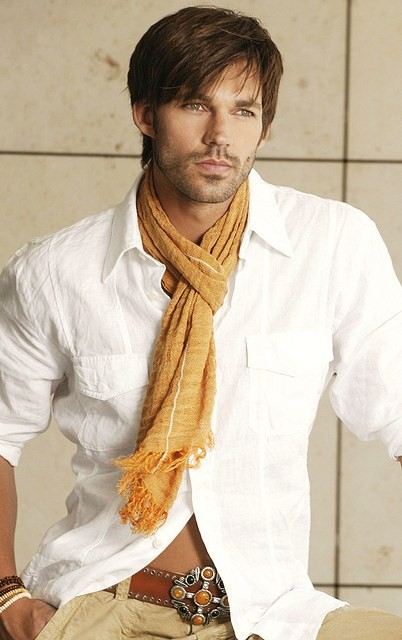Choosing Best Scarves for Men  Trendy Costume  Thermal Winter  Best Mens Scarves 2012