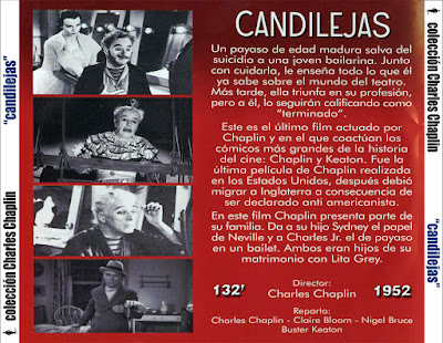 Candilejas (Charles Chaplin) - [1952]