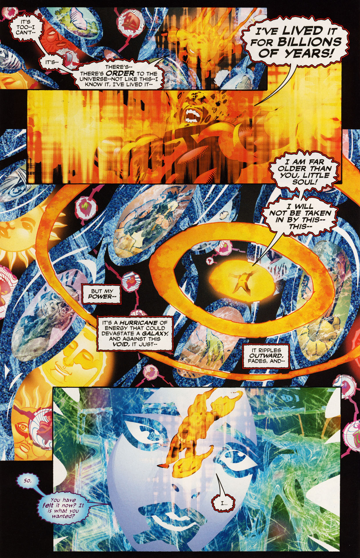 Read online Trinity (2008) comic -  Issue #50 - 16