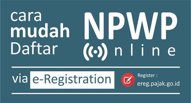 Cara Daftar NPWP Online 2019 Mudah