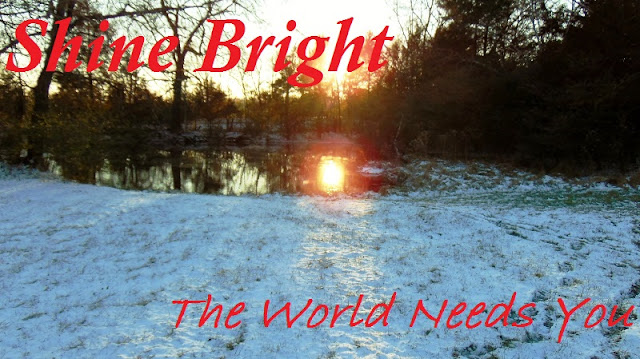 #ShineBright  the world needs you #WVGiftCatalog #nature #sponsored