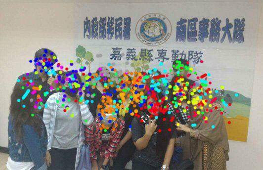 Inilah Cara dan Proses Penyerahan Diri Tenaga Kerja Ilegal Di Taiwan Secara Mandiri