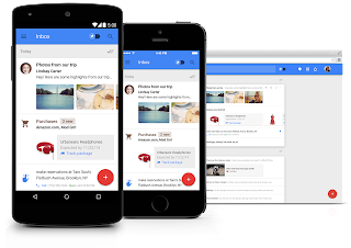 Working with the Changing Face of Gmail Inbox