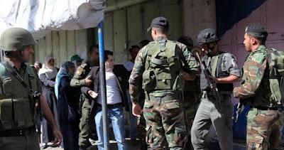 Dua guru Palestina dipenjara di Tepi Barat tanpa alasan