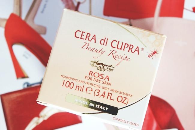 Cera di Cupra ROSA hranljiva krema za suvu kozu sa pcelinjim voskom