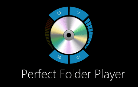perfect folder player