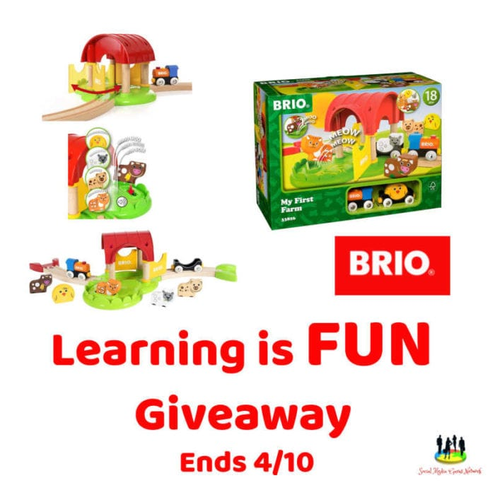 Learning is Fun Giveaway
