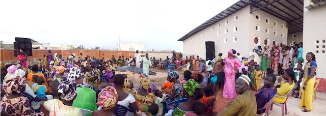 ASF - Grupo Trabajo Senegal