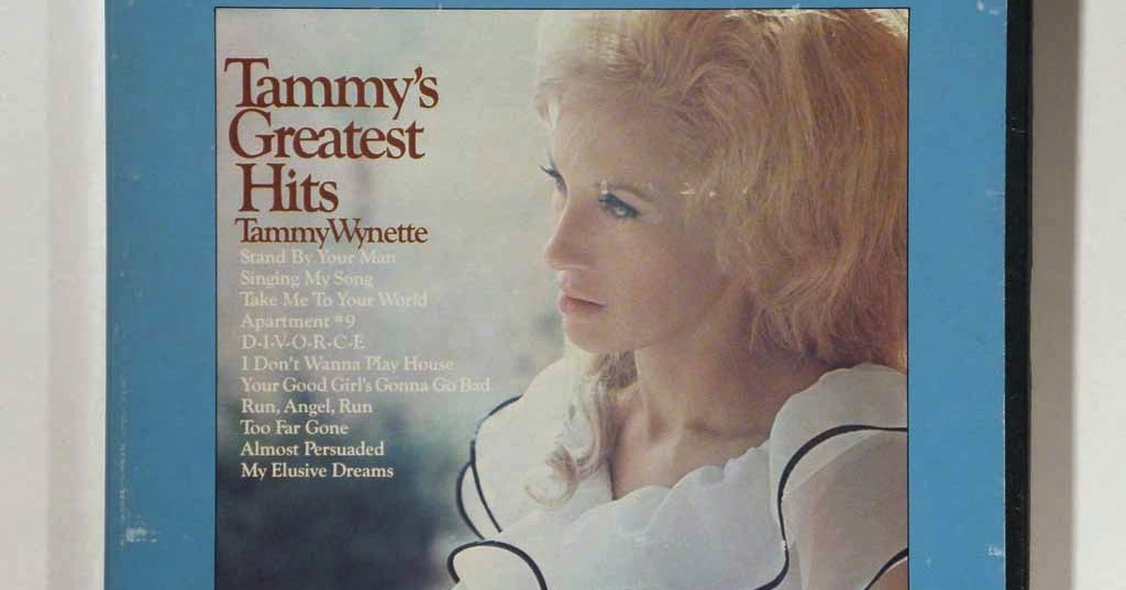 the styrous® viewfinder: 101 reel-to-reel tapes 10: tammy wynette