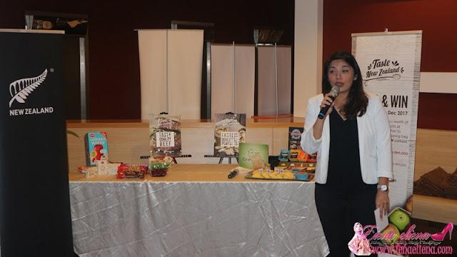 Taste New Zealand di AEON Malaysia